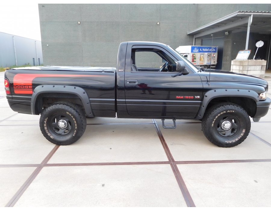 Dodge Lifted